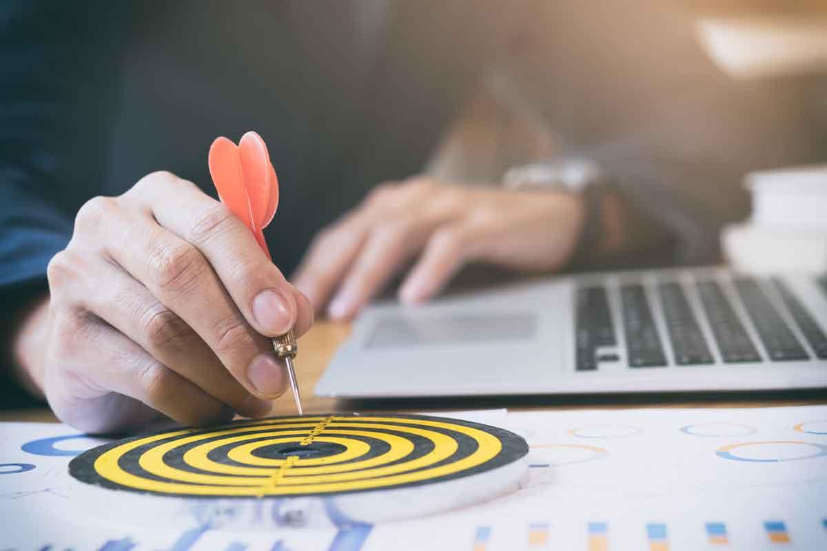 business strategy success target goals